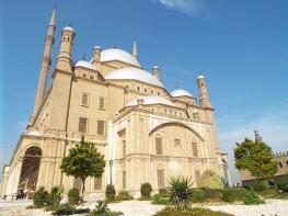 Cairo-Mosque