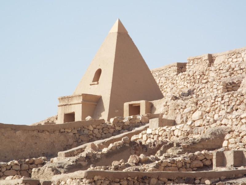 Deir elMedina Worker's Village -in-Luxor-Egypt2