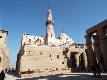 Abu el haggag mosque- in- luxor Egypt2