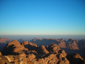 Climbing Mount Catherine-in-sinai-Egypt-10