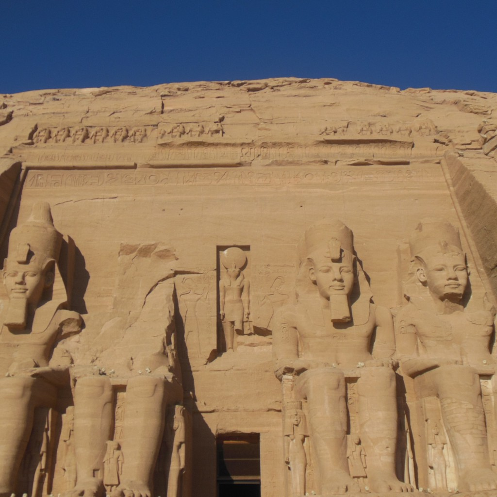 Ramesses II Temple Abu simbel -in-Aswan-Egypt3