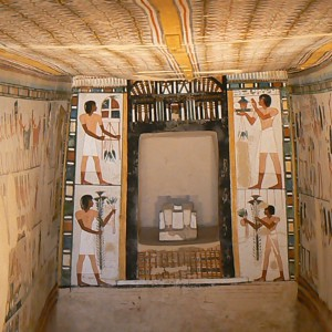 Tombs of the Nobles -in-luxor -west bank-in Egypt 2