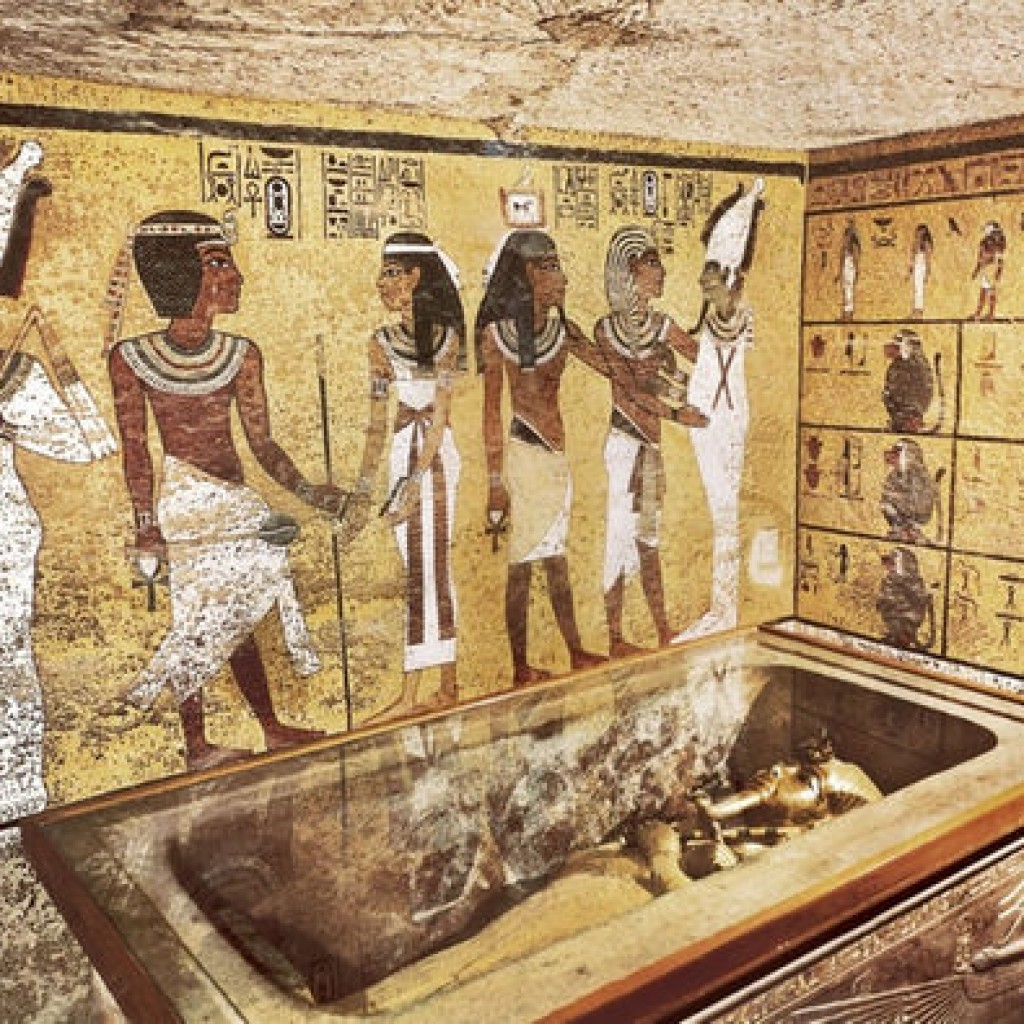 tomb-king-tut